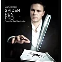 Spider Pen Pro (Gimmick + DVD) - Yigal Mesika
