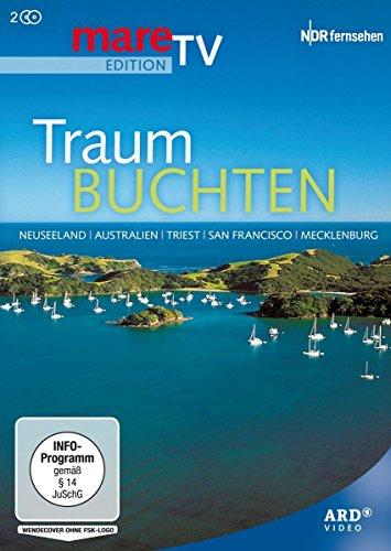 mareTV - Traumbuchten (5 Folgen) (2 DVDs)