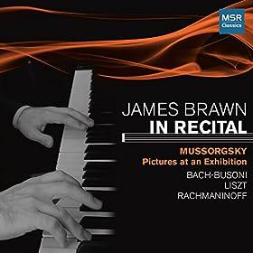 James Brawn In Recital, Vol. 1