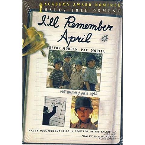 I'll Remember April [DVD] (2001) Pat Morita, Trevor Morgan, Pam Dawber