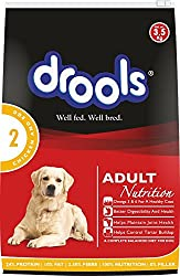 Drools Adult Dog Food, Chicken and Egg, 3.5 kg free 4*35 g Dr.Dent Worth 100/- With Pack Of 3.5 kg