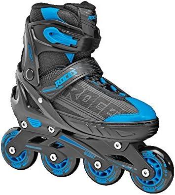 Roces Inline de patines en línea Jokey 1.0, Black de Astro Blue