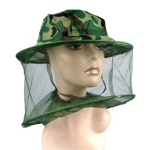 Camouflage Patten Imker Hut Bienenzucht Gesichtsmaske