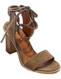 Jianzheng High Heels Sandali - Moda Scarpe Estive Romani Sandali Peep Toe  Chunky Sandali d2c743fff6f