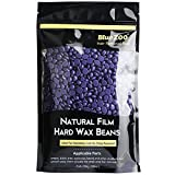 #5: DMA World BlueZoo 💚 Premium Quality 💚 Hard Wax Beans for Brazilian Body Bikini Hair Removal - Depilatory Solid Hot Film Waxing Pellets 100g