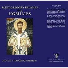 Saint Gregory Palamas: The Homilies
