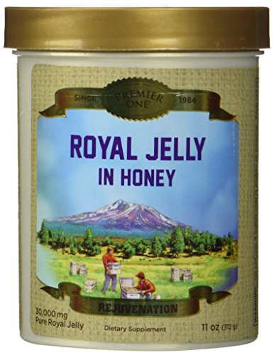 Premier One - Royal Jelly In Honey, 30000 mg, 11 oz gel by Premier One -