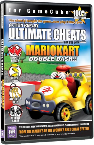GameCube - Ultimate Cheats für Mario Kart:Double Dash