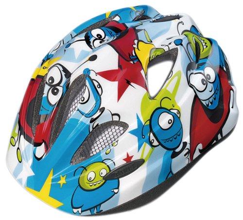 Preisvergleich Produktbild ABUS Kinder Fahrradhelm Super Chilly, space man, M (52-57 cm)