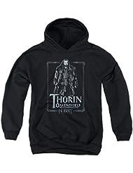 The Hobbit - - Jugend Thorin Stare Kapuzenpulli