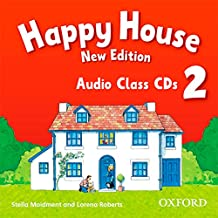 Happy House 2, New Edition: Class Audio CDs