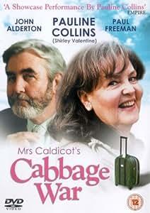 Mrs Caldicot's Cabbage War [DVD] [2002]