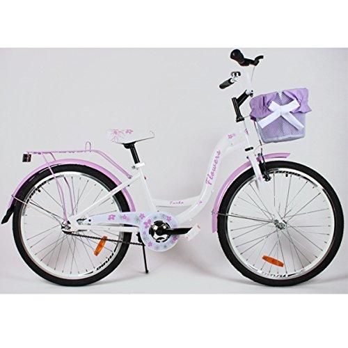 """barabike Kinderfahrrad 24\"""" Zoll Kinderrad Rad Bike Fahrrad Spielrad Kinder Kinderfahrräder"""