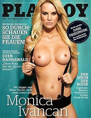Playboy, Heft 03/2010 - Monica Ivancan