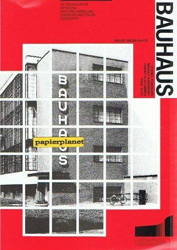 Maler am Bauhaus. Kunstsammlung Nordrhein-Westfalen