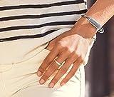 Fitbit Flex 2 Bangle – Silver, Small - 2