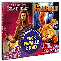 Braveheart ; garfield - le film