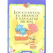 Los Guantes El Abanico Y Las Gafas De Sol