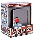 Tobar Acero seguro con funciones de alarma