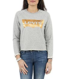 Sudadera Levis Graphic Gym Gris