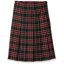 Trutex Girl's SNR Kilt Skirt, Multicoloured (Tartan), 15-16 Years (Size:36)