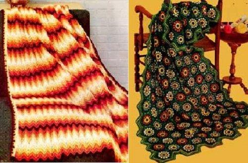 5 Gehäkelte Muster afghanischen