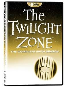 Twilight Zone: The Complete Fifth Season [DVD] [1964] [Region 1] [US Import] [NTSC]