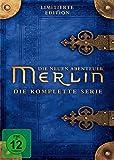 Merlin - Die neuen Abenteuer: Die komplette Serie (Limited Edition) (30 DVDs)