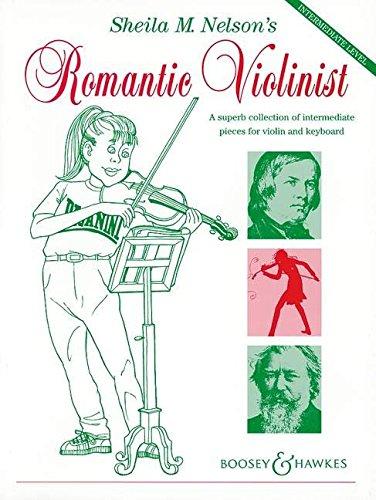 Violoniste Romantique - Vl/Po