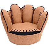 HOMCOM Kindersofa Kindersessel Sofa Couch Kinder Stuhl Kinderzimmer Softsofa Doppelsofa Einzelsofa Neu (Fingersofa)
