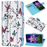 Compatibile con Sacebe Huawei Nova 4 Papillon Arbre