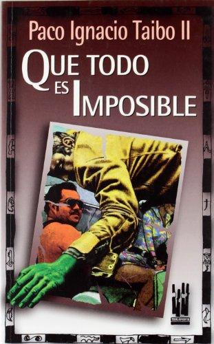 Que todo es imposible (Gebaratik at)