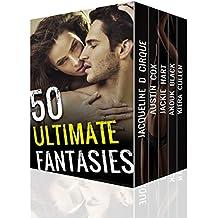 50 Ultimate Fantasies (Erotic Mega Collection)