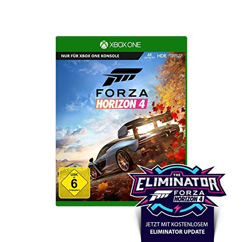 "Forza Horizon 4 - Standard Edition - [Xbox One] | inkl. ""The Eliminator\"" Update"