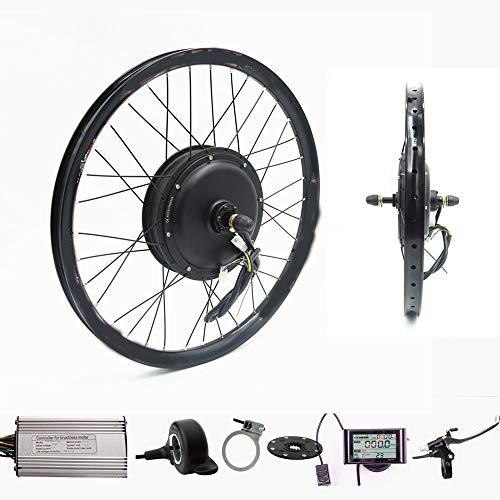 Wenhu 70Km / H 72V 2000W Rueda Trasera Motor Bicicleta