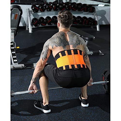 Zoom IMG-2 lychyyy cintura di sollevamento pesi