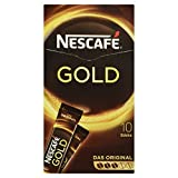 NESCAFÉ Gold Original, Löslicher Kaffee, Faltschachtel mit 10 x 2g Sticks