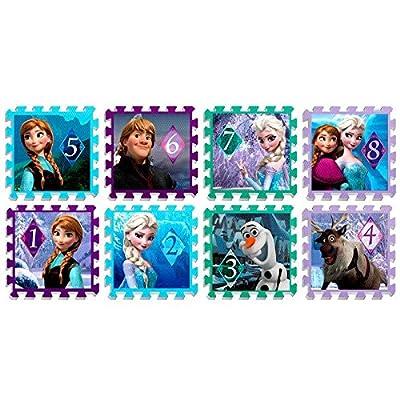 Alfombra Puzzle Frozen Disney Goma EVA por DISNEY
