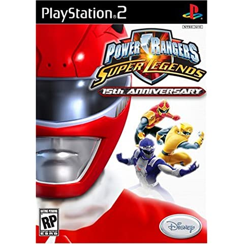 Power Rangers Super Legends by Disney Interactive Studios