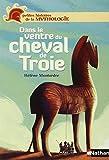 Dans le ventre du cheval de Troie / Hélène Montardre | Montardre, Hélène (1954-....). Auteur