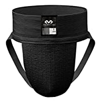 McDavid 3110 Classic Two Pack Athletic Supporter, Black, Large