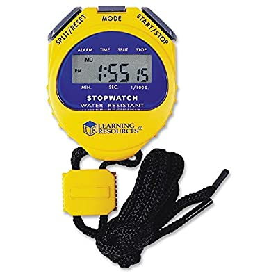 Learning Resources Big Digit Stopwatch from Learning Resources