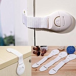 Lavillede Multifunktionale Baby Kind Sicherheitsfach Tür Schublade Tür Schublade Schublade Sicherheitsschloss für Babys