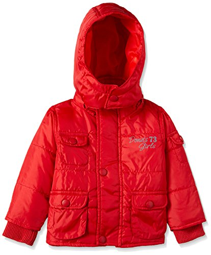 Donuts Baby Girls' Jacket (268014788_RED_18M_FS)