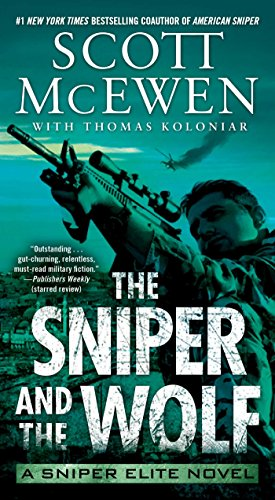 The Sniper and the Wolf: A Sniper Elite Novel (English Edition) -