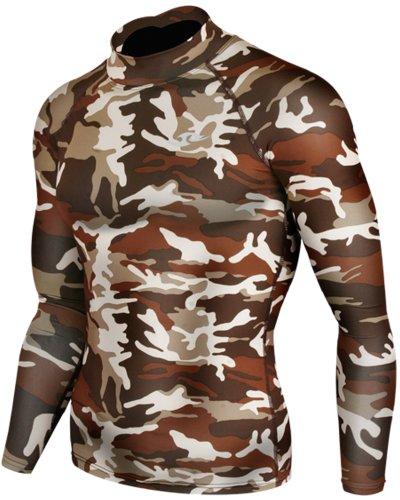 new-062-peau-compression-base-couche-camo-maillot-de-coursa-pied-pour-homme-multicolore-medium