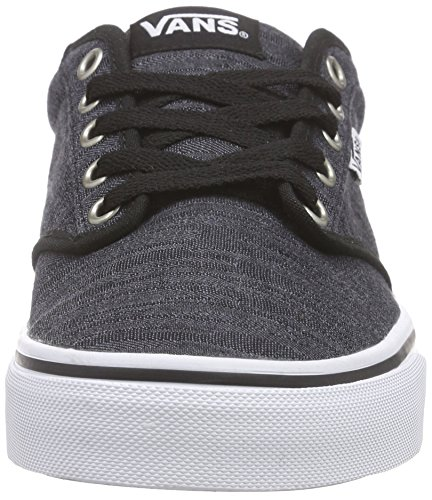 Vans - VZUUI45 - M Bishop (Textile) Noir (Distress/Black/White)