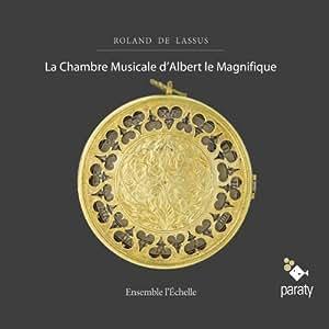 La chambre musicale d''Albert Le Magnifique