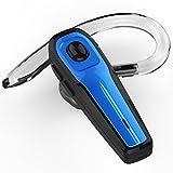 Oreillette Bluetooth, Sans Fil Bluetooth V4.1 Oreillettes Wireless Headset Kit piéton Mains Libres Écouteur Mono avec Micro pour iPhone, Samsung, Galaxy, HTC, LG, SONY, PC et autres (SEED_headset)