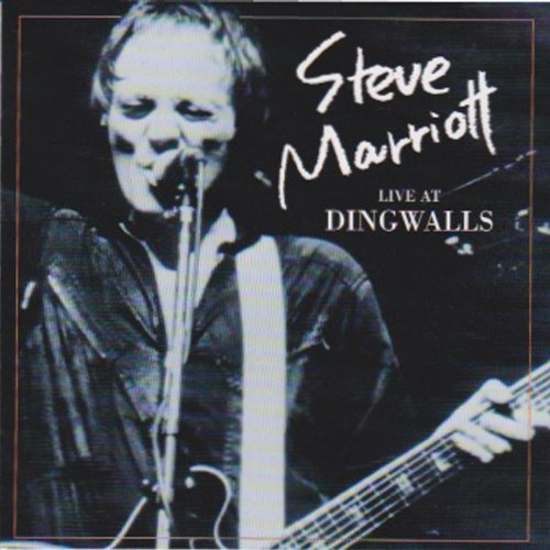Packet Of Three Live At Dingwalls By Steve Marriott On
